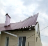 Ураган сносит крышу. Фрагмент 1.