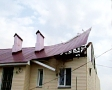 Ураган сносит крышу. Фрагмент2.