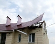 Ураган сносит крышу. Фрагмент 3.