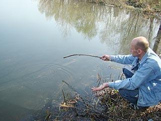 как ловить рыбу на реке оскол