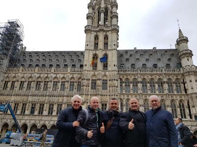 В-НОМЕР-Бельгия